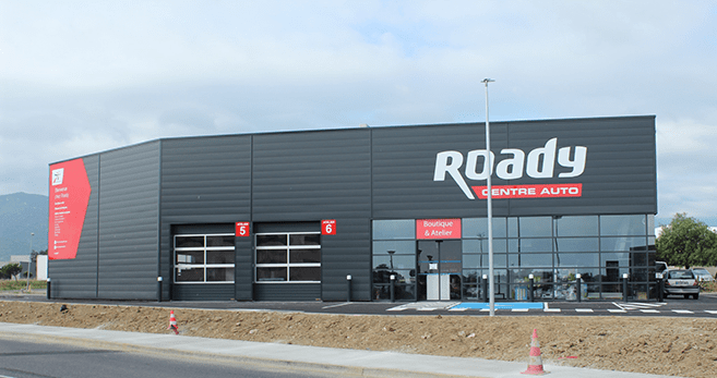 Photo Centre Auto Roady Argelès sur Mer